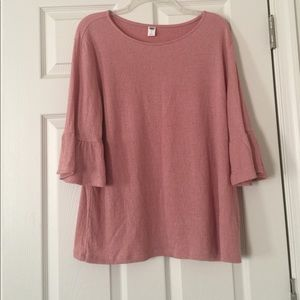 Old Navy - Bell sleeve Top.